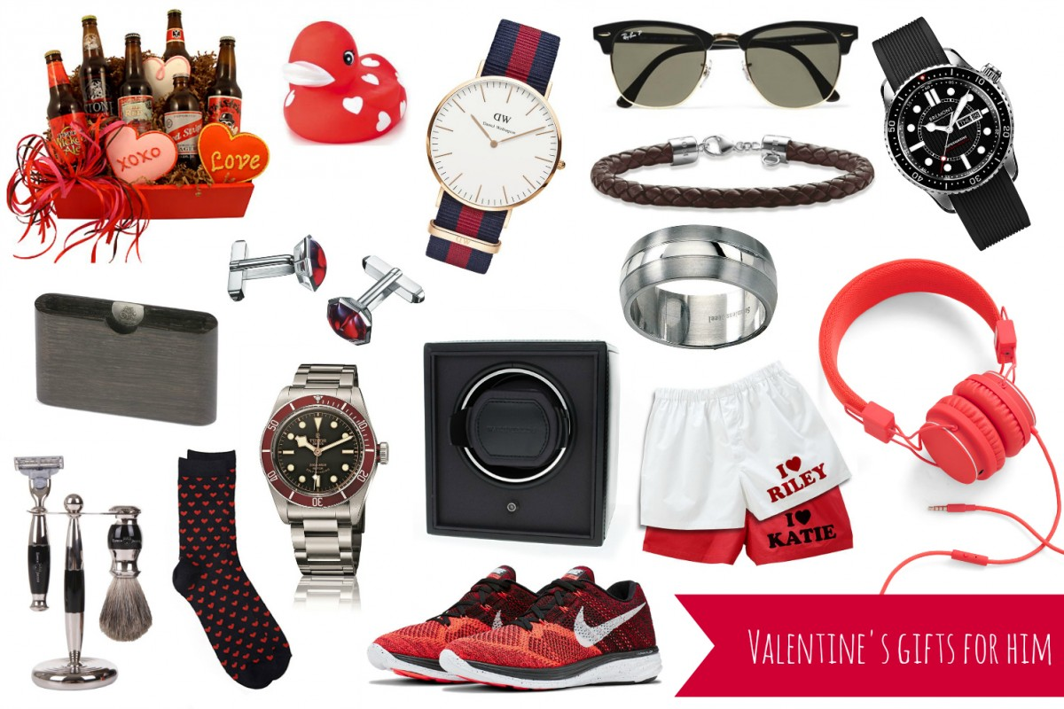 Wakefields jewellers gift guides valentine 39 s day Best valentine gifts for him