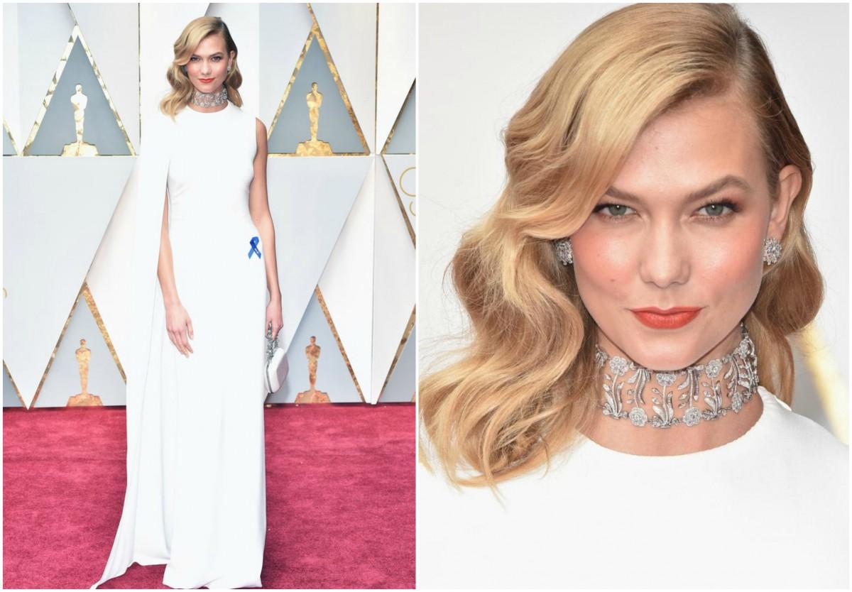 Karlie Kloss Oscars 2017