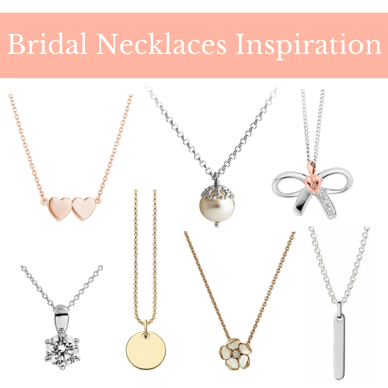 Bridesmaids Gift - Necklaces