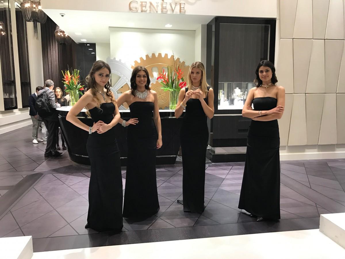 Models Baselworld 2017