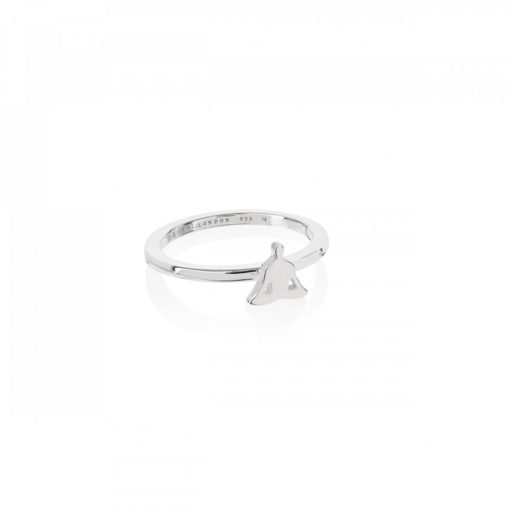 Daisy Good Karma Stacking Ring - Buddha