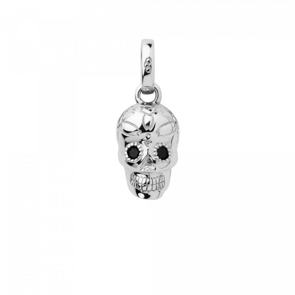 Links of London Silver Skull Charm - Halloween