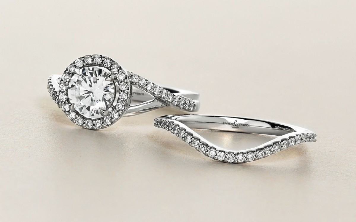 Brown & Newirth Engagement Rings - 5 times you shouldn't be wearing them