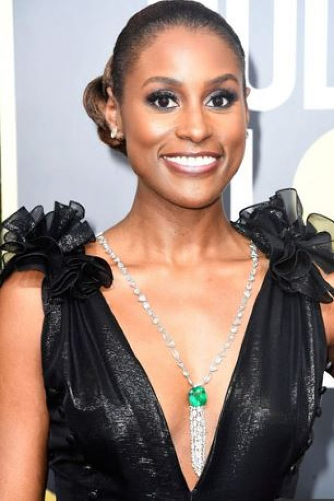 Golden Globes 2018 - Necklace - Issa Rae