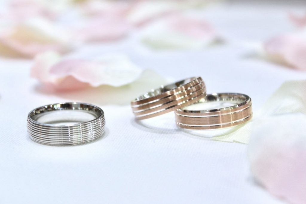 Boutique Bridal Event at Wakefields Jewellers - Bown & Newirth Wedding Rings