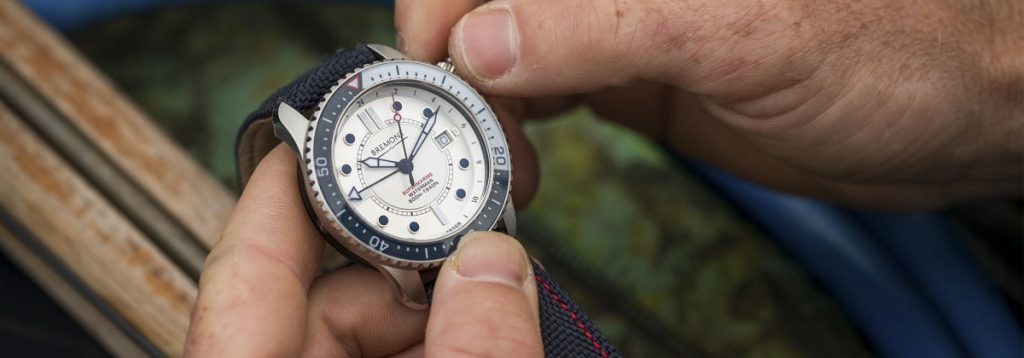 The Bremont Waterman Limited Edition Timepiece