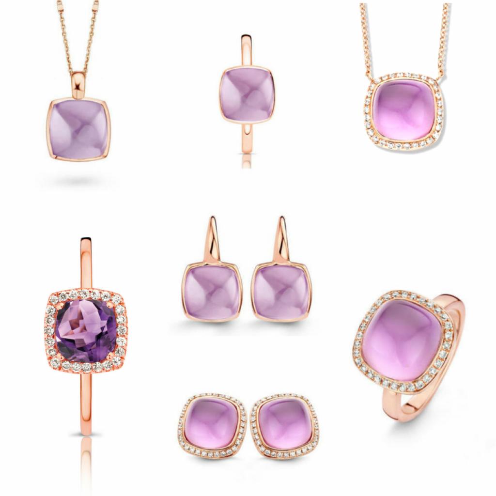 One More - Amethyst Jewellery