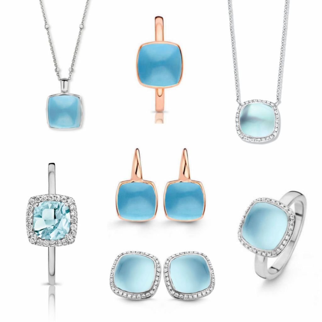 One More - Blue Topaz Jewellery