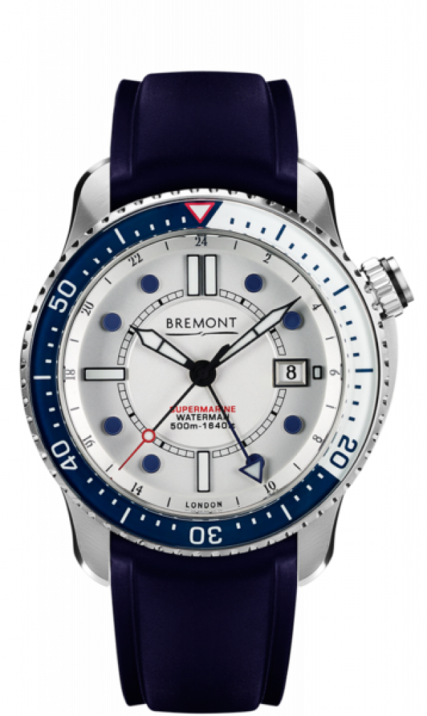 Bremont Waterman Limited Edition Diving Watch