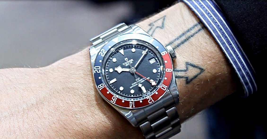 Black Bay GMT Tudor Watch