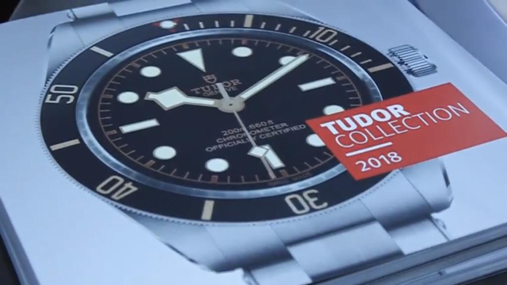 TUDOR Watch Basel 2018 Collection