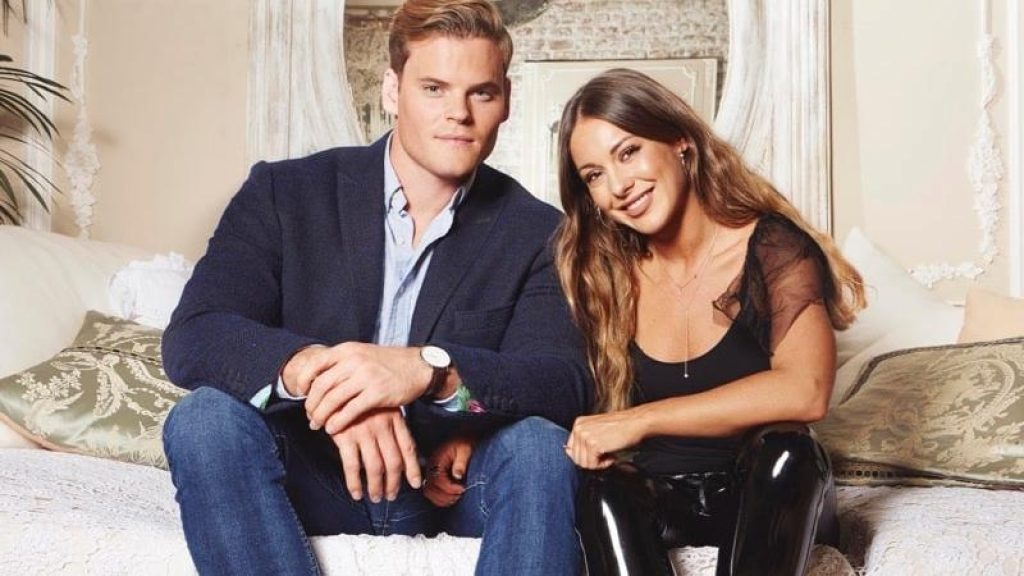 Louise Thompson Ryan Libbey Engagement Ring 2