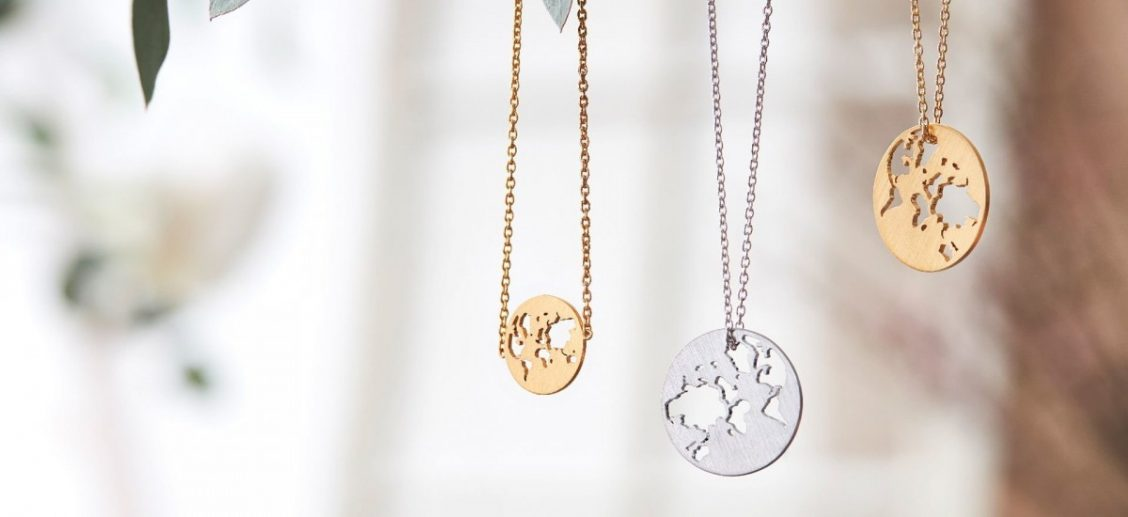 byBiehl Beautiful World Jewellery Gift Guide for Travel & University Gifts