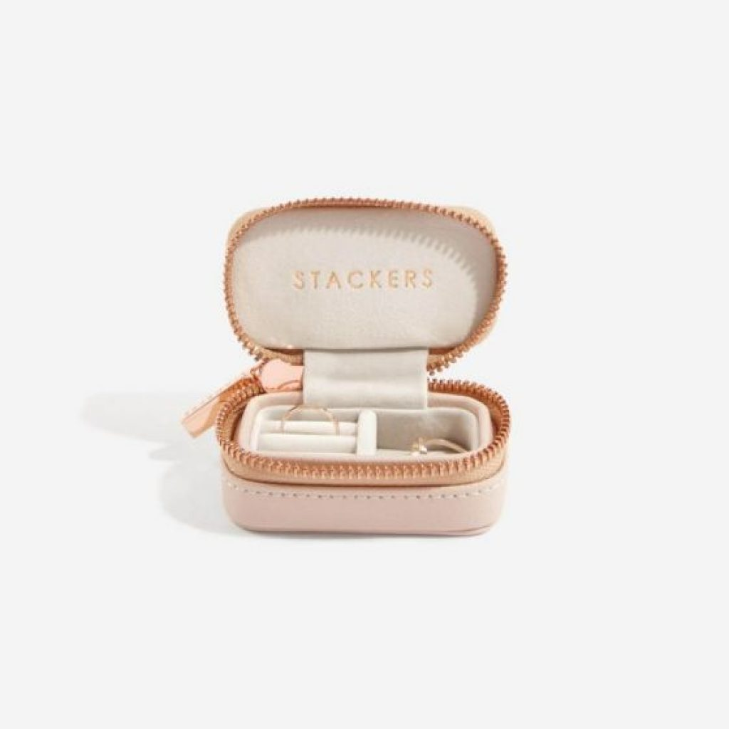 75340 - Pink Stackers Travel Jewellery Box Small - £17