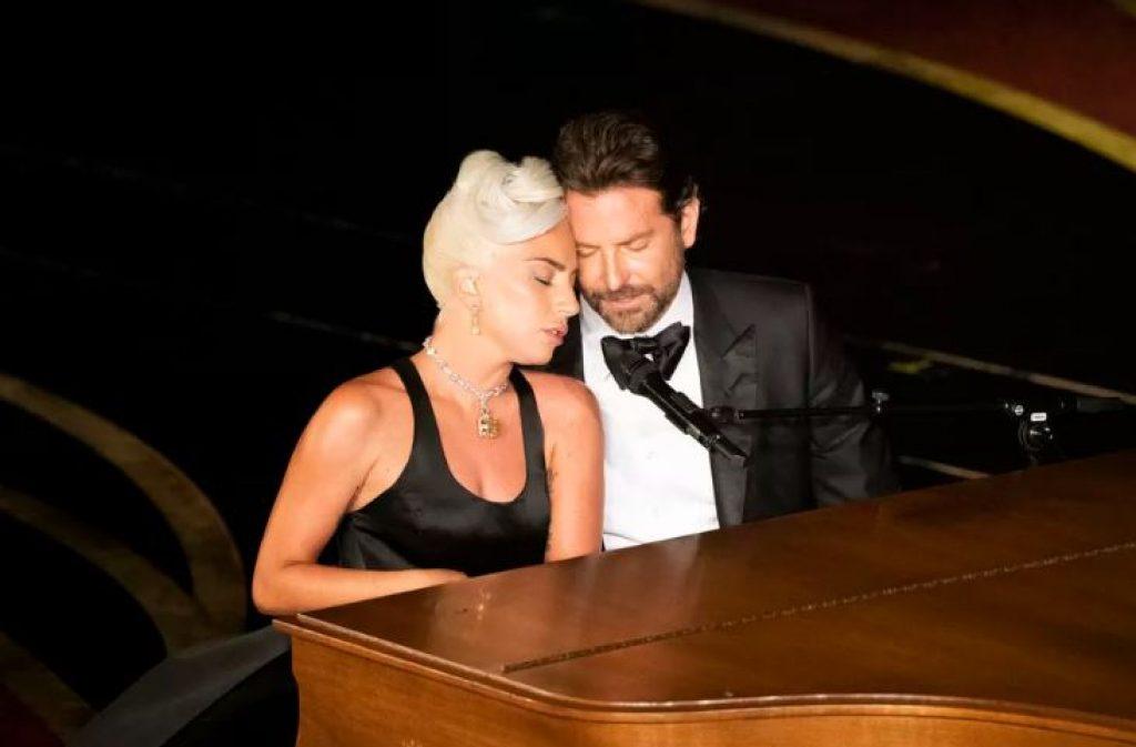 Lady Gaga Bradley Cooper Shallow Performance Oscars 2019