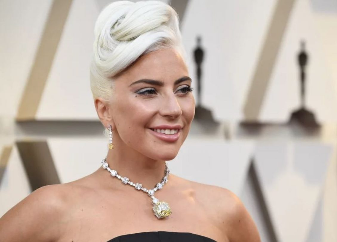 Lady Gaga Yellow Diamond Oscars 2019