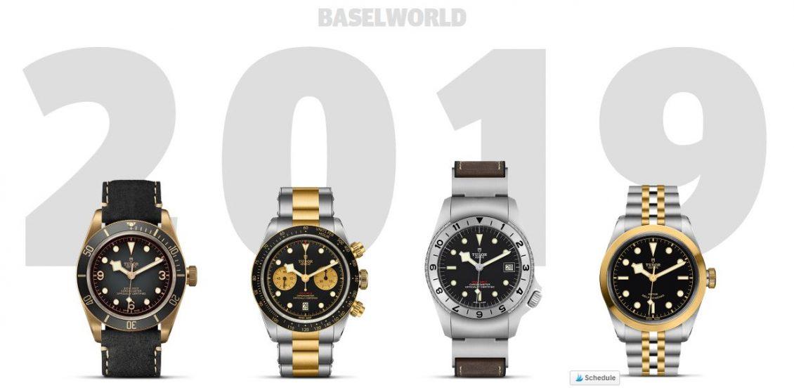 2019 TUDOR Baselworld Releases