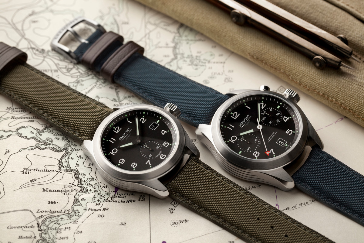Bremont Armed Forces 1