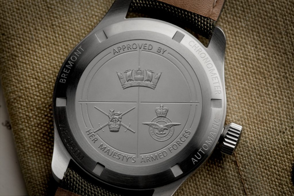 Bremont Armed Forces 3