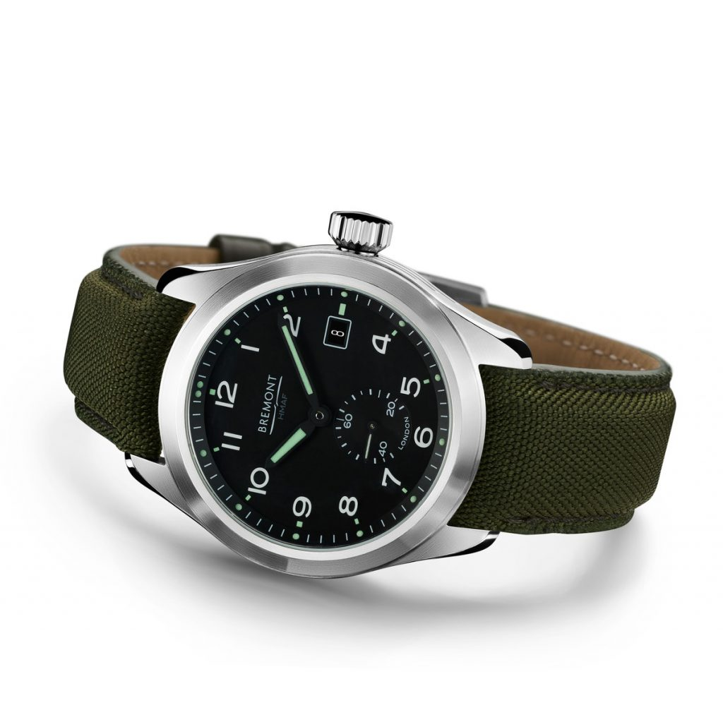 Bremont Broadsword Laying