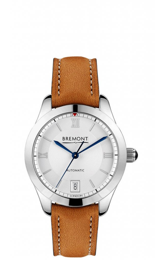 Bremont-SOLO-34-LC-WH-Tan-Front