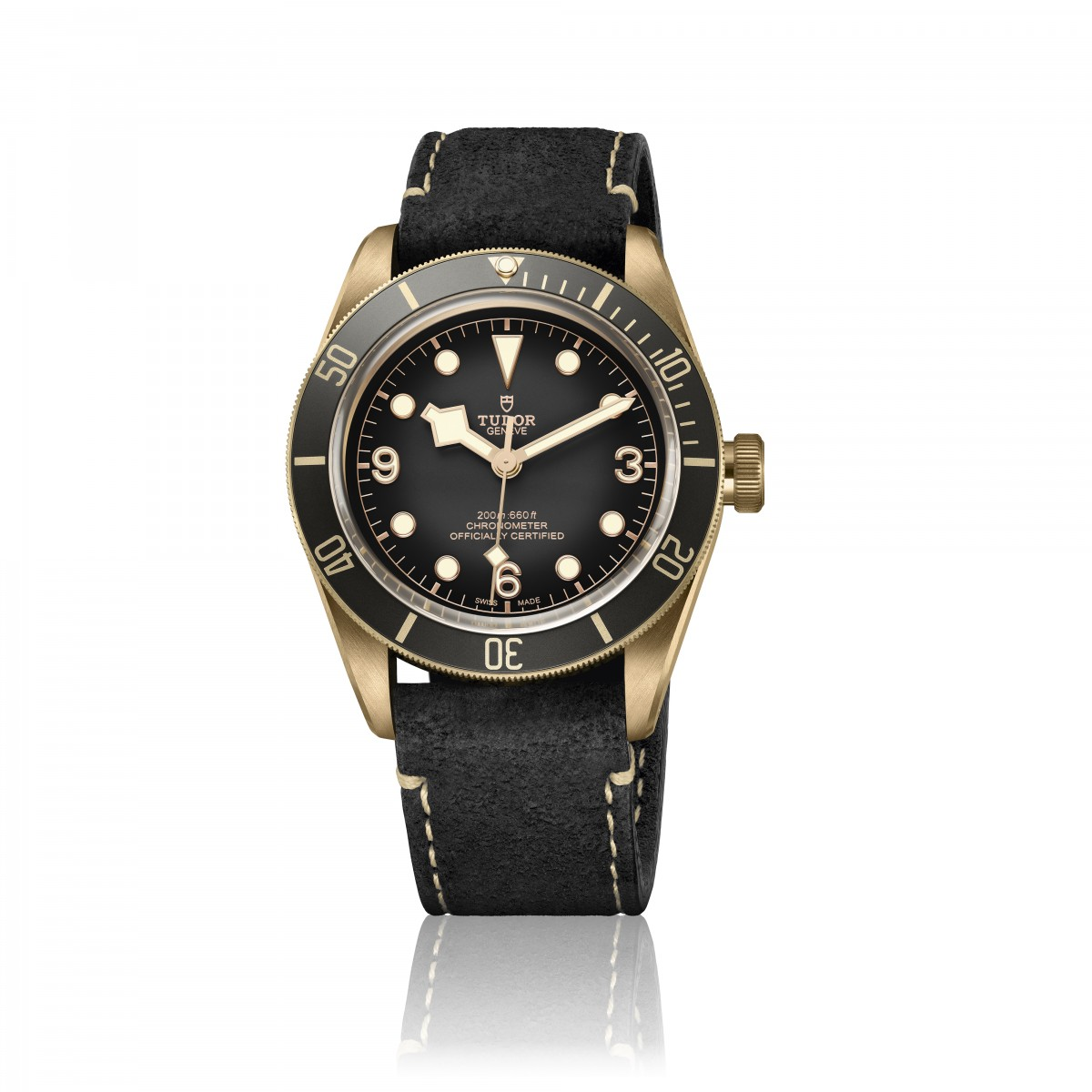 TUDOR Black Bay Bronze 2019 Baselworld