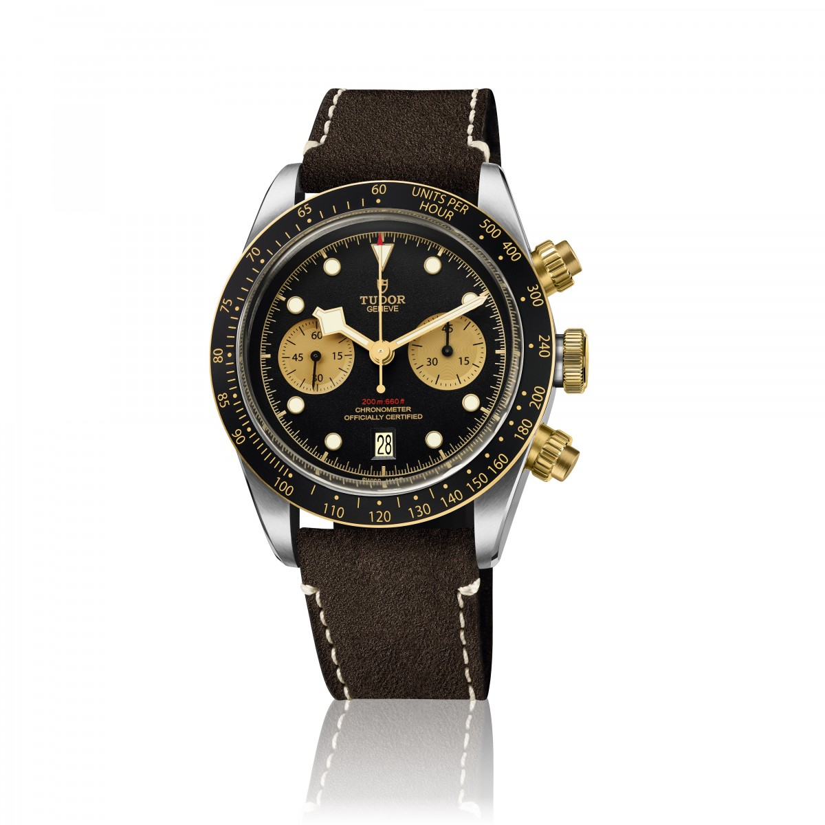 TUDOR Black Bay Chrono S&G 2019 Baselworld