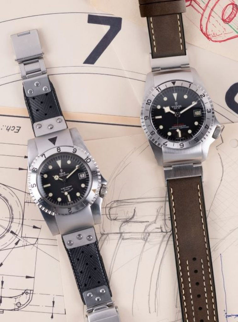 TUDOR Black Bay PO1