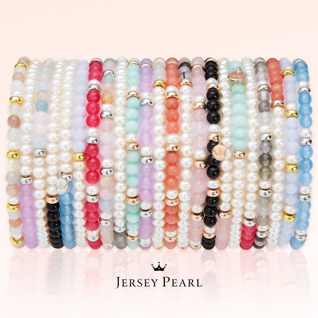 Jersey Pearl Sky bracelets 3 for 2 offer discount