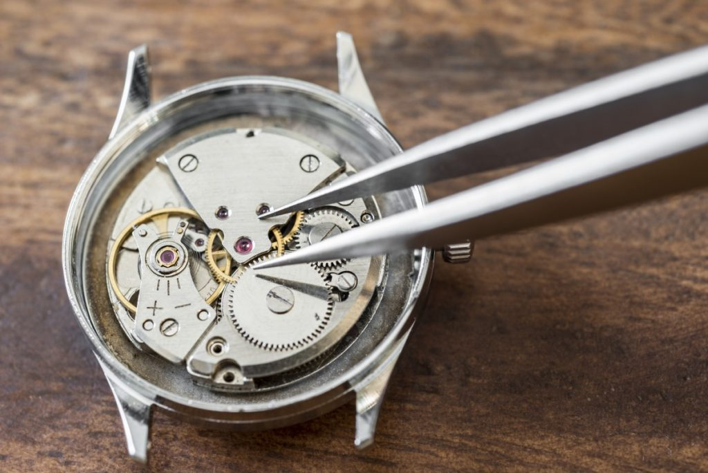 Watch Repairs and Watch Services