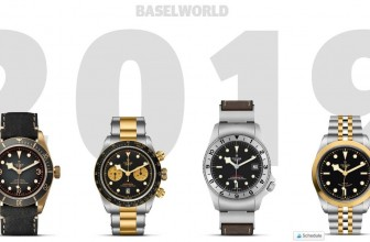 Baselworld 2019 – NEW TUDOR Black Bay Watch Releases Round-Up