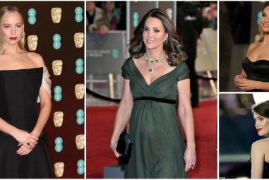 BAFTA's 2018: The Best Jewellery from the Red Carpet