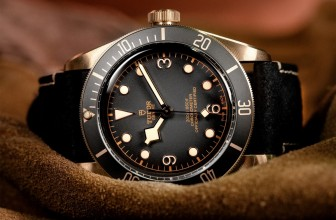 Watch of the Week: Black Bay Bronze – TUDOR's Naval Heritage