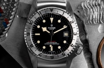 Brand Exclusive: TUDOR Black Bay P01 Awarded at the 2019 Grand Prix D'Horlogerie De Geneve