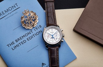 Brand Exclusive: The Bremont 1918 Limited Edition – Celebrating 100 Years of British Military Aviation