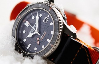 Brand Exclusive: The NEW Limited Edition Bremont Endurance – Tested Beyond Endurance On Trans-Antarctic Solo Expedition