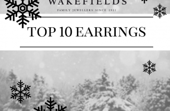 Gift Guide: Top 10 'Must-Have' Ladies Party-Season Earrings at Wakefields Jewellers