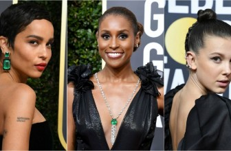 Golden Globes 2018: The Best Jewellery Trends From The Red Carpet