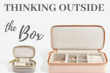 Gift Ideas: The Top 5 Reasons Why You Need a Stackers Travel Jewellery Box!