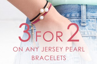 Brand Exclusive: Jersey Pearl 3 for 2 Across Pearl Bracelets In Store