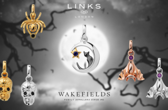 Brand Exclusive: Discover Links of London's Chilling Keepsake Charms – Perfect for Halloween!