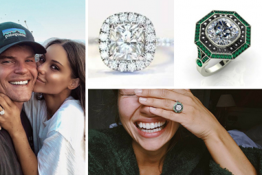 Engagement Ring Style – Made in Chelsea Double Engagement News!