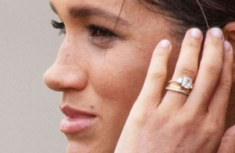 Meghan Markle's New Eternity Ring has a Secret Bespoke Design