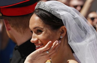 Royal Wedding Highlights: Meghan Markle's Exquisite Bridal Jewellery