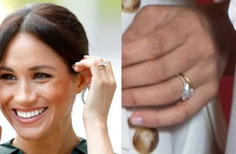 Meghan Markle Unveils Changes to her Diamond Engagement Ring