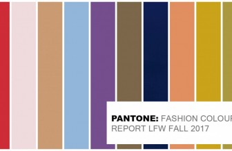 Pantone: Official Colours for London Fashion Week Fall 2017 & How to Wear Them!
