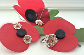 Brand Exclusive: Clogau's Welsh Poppy Collection goes hand in hand with Remembrance Sunday 2015