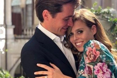 Princess Beatrice is Engaged – Take a Closer Look at her Bespoke Shaun Leane Engagement Ring!
