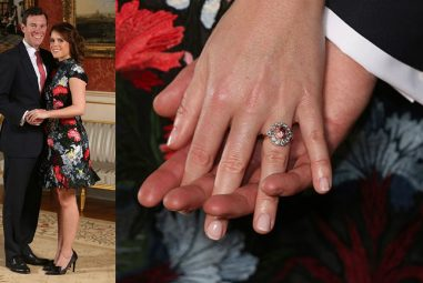 Double Take – How to Copy Princess Eugenie's Royal Engagement Ring Style