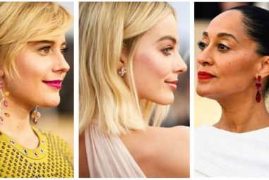 SAG Awards Style 2018: The Best Earrings on the Red Carpet